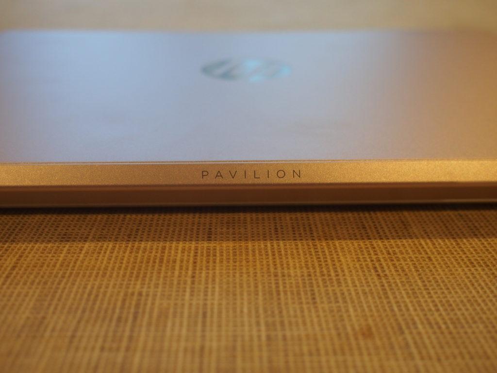 HP Pavilion 13-an0000(13-an0055TU):本体背面