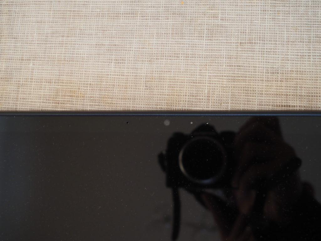 内蔵カメラ:LAVIE Direct PM750/NA