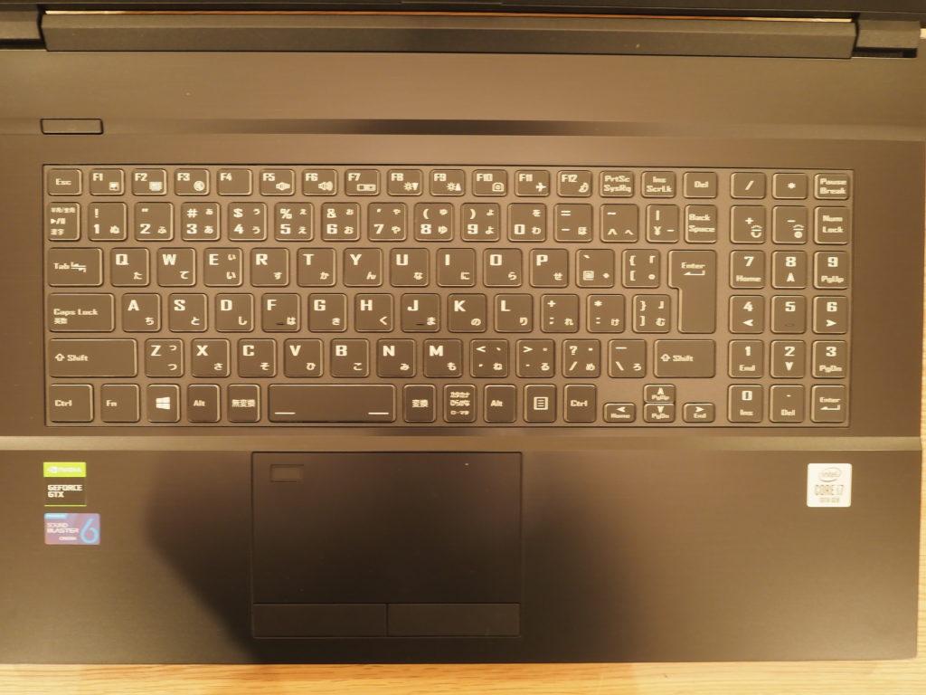 キーボード:mouse K7