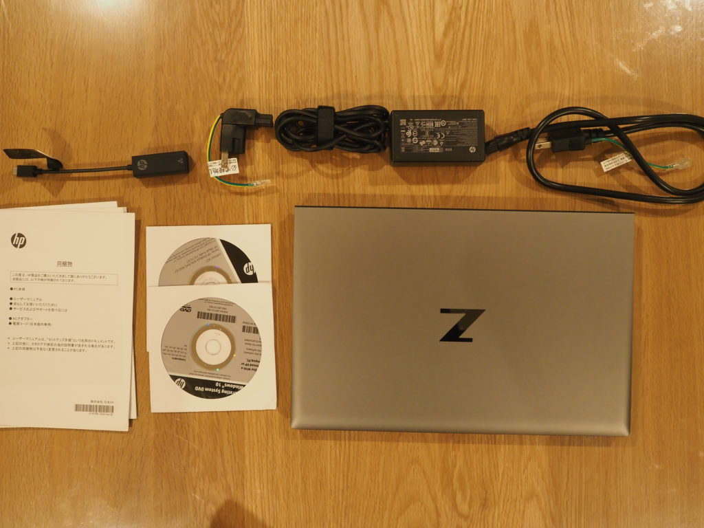 外観:ZBook Firefly 14 G7 Mobile Workstation