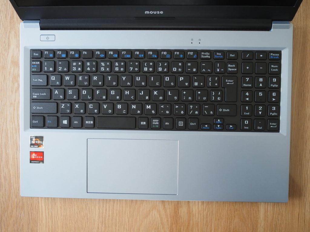 キーボード:mouse B5-R5