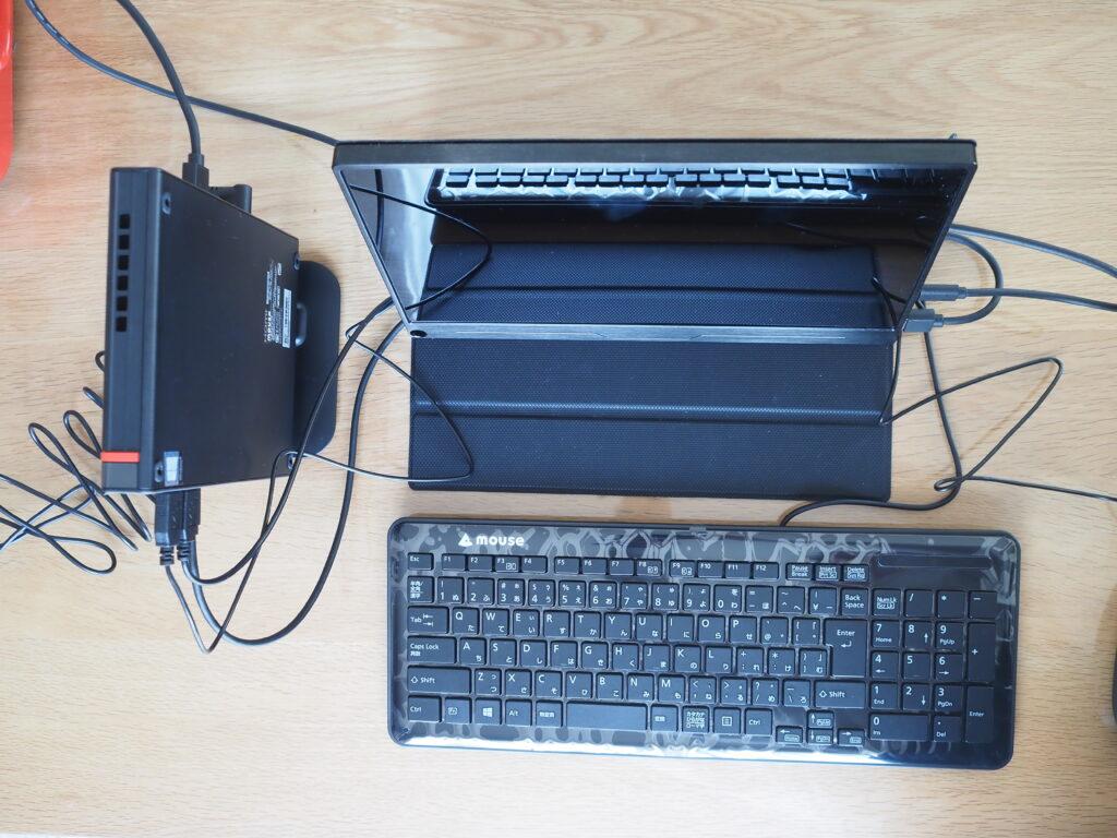 設置例:mouse CT6