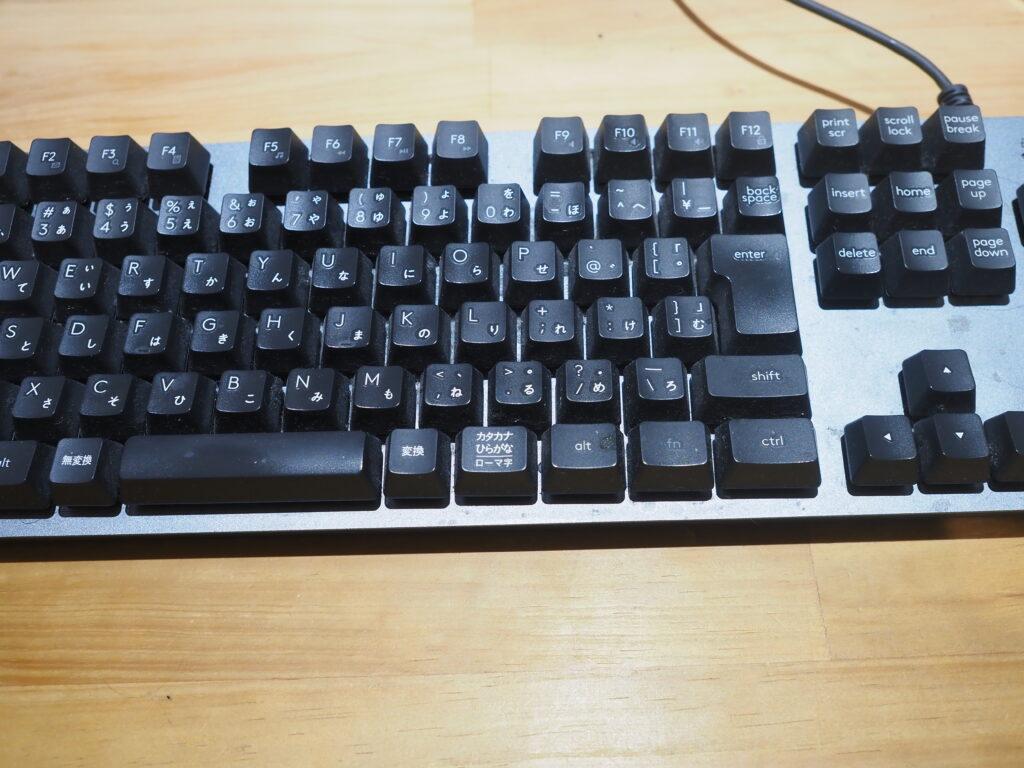 キーボード:Logicool K840