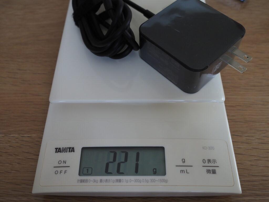 ACアダプター:ASUS ZenBook 13 OLED UX325EA (UX325EA-KG409TS)