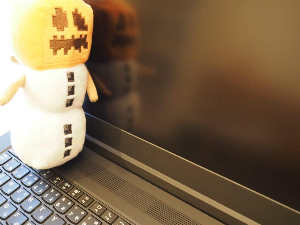 ディスプレイ:Lenovo ThinkPad P17 Gen 1